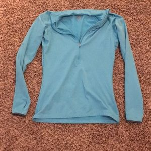 Nike quarter zip dry fit pullover